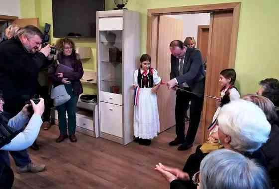 Garešnica dobila dnevni centar za starije osobe