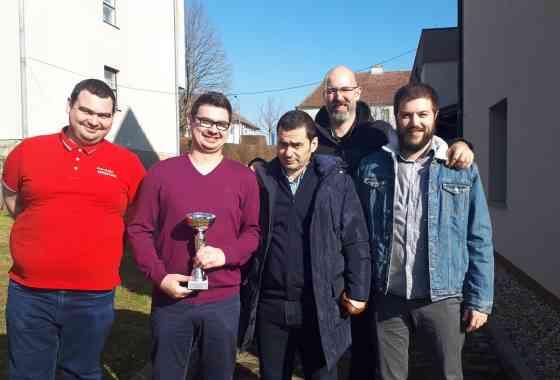 Garešnički šahisti osvojili županijski kup
