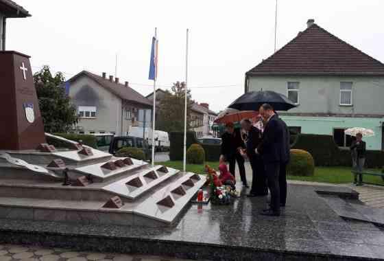 Obilježeni Dan neovisnosti i pogibija Saše Erušića