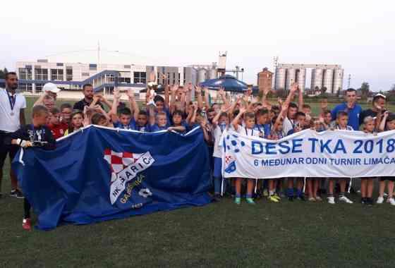 DESETKA: NK Garić u finalu pobijedio NK Bjelovar