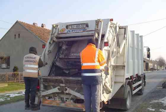 Pripreme za odvojeno prikupljanje otpada