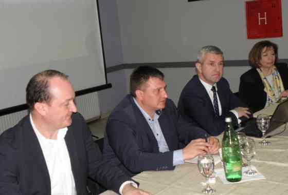 Gradonačelnici i načelnici na sastanku u Garešnici
