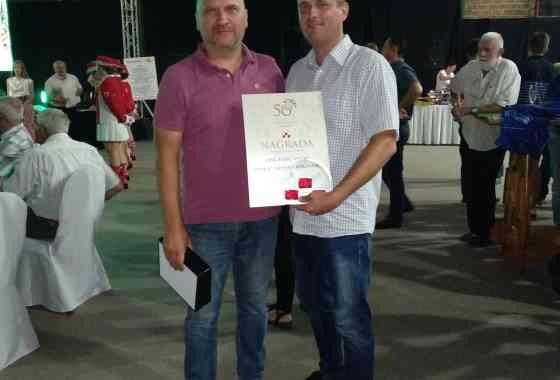 Medalje za garešničke vinare