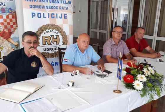 Vodstvo ZUHBDRP RH održalo sastanak u Garešnici