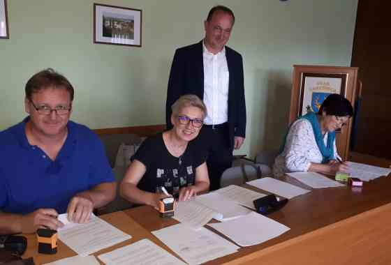 Potpisani ugovori o financiranju udruga
